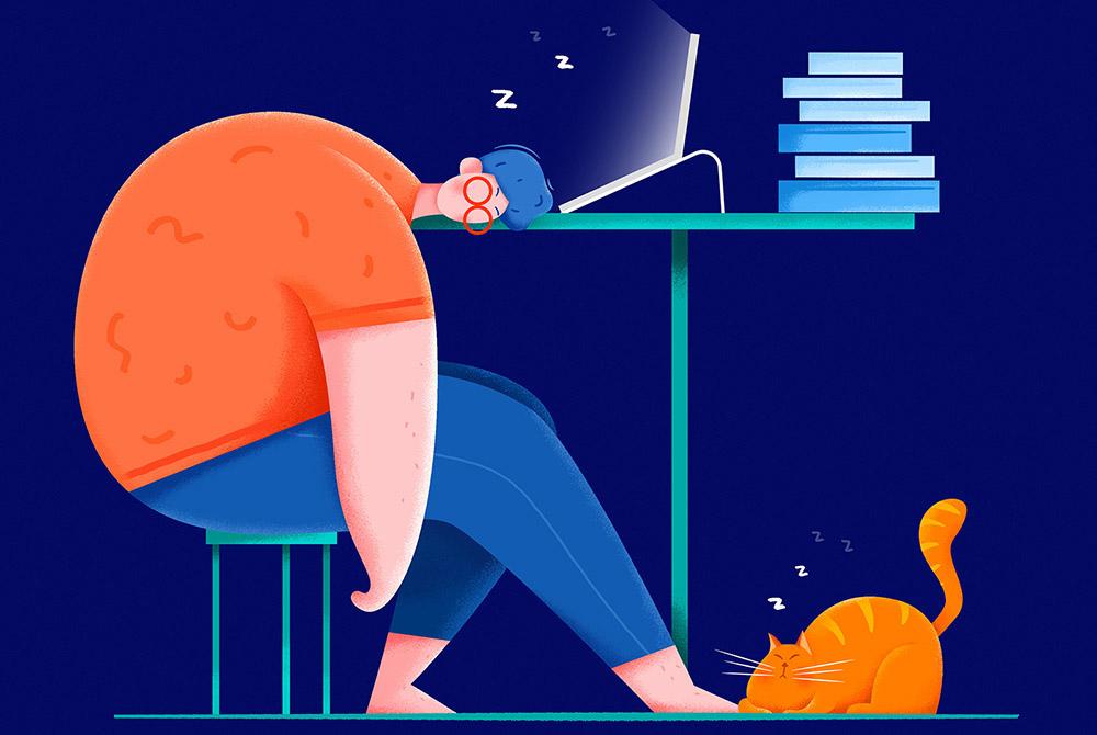 Những bí quyết hay giúp giảm bớt căng thẳng và mệt mỏi khi làm việc